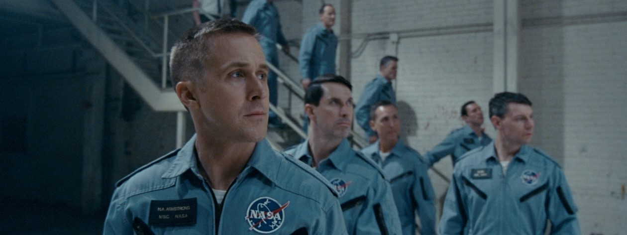 First Man - Damien Chazelle - Beyond the Magazine