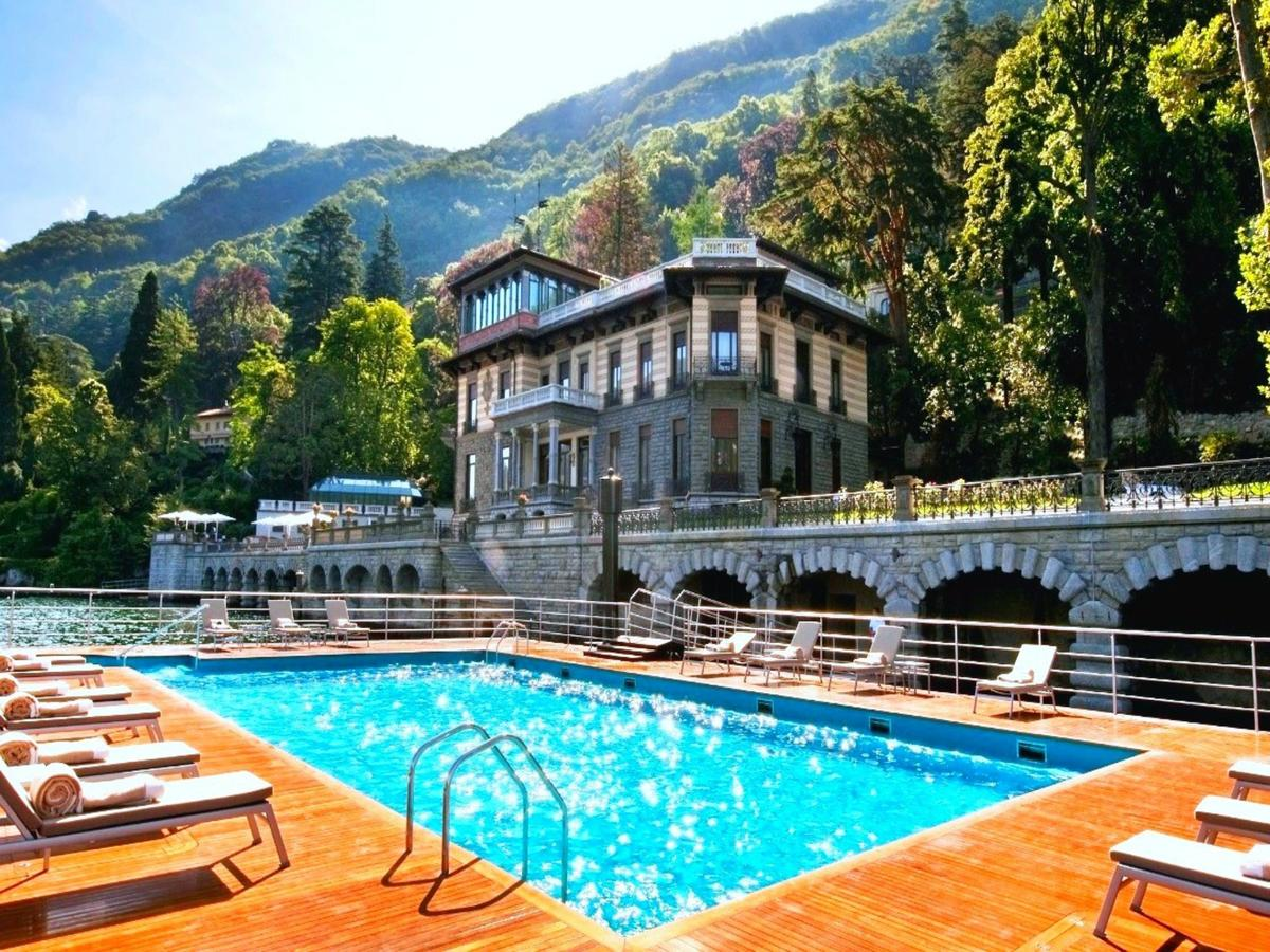 Mandarin oriental to manage luxury resort on lake como italy - Casta diva lake como italy ...