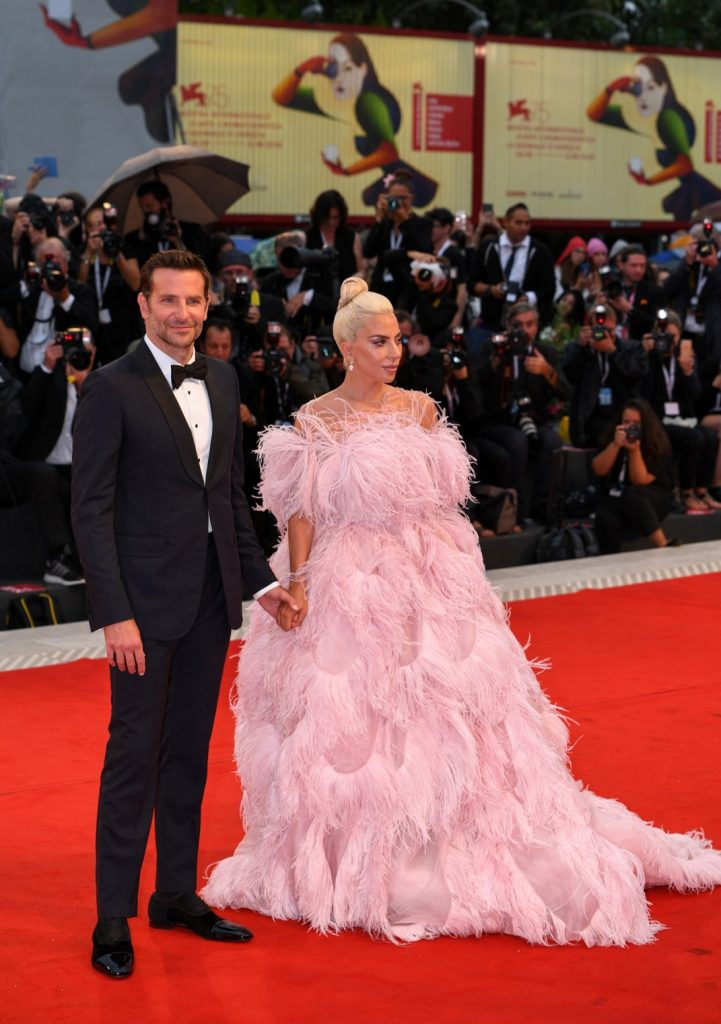Beyond the Magazine Lady Gaga Bradley Cooper