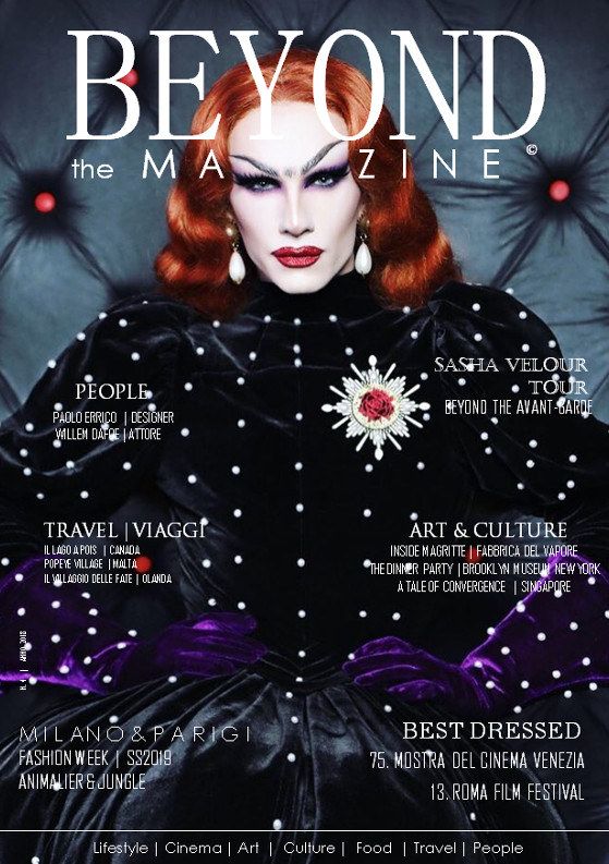Beyond the Magazine Sasha Velour