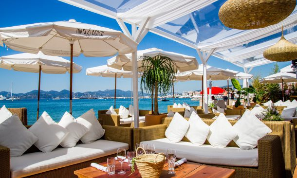 Beyond the Magazine partner Nikki Beach Cannes