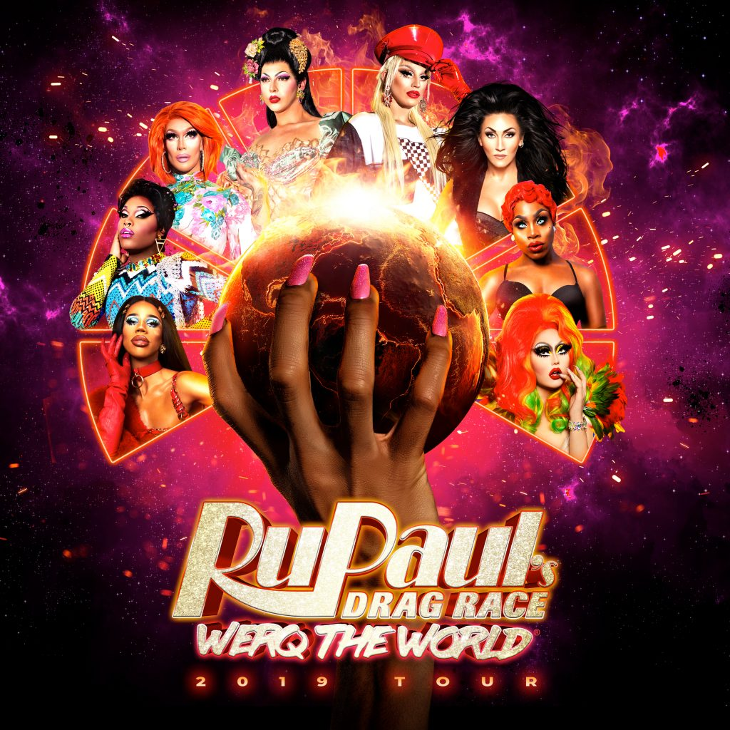 Beyond the Magazine | media partner Ru Paul Drag Race Milano