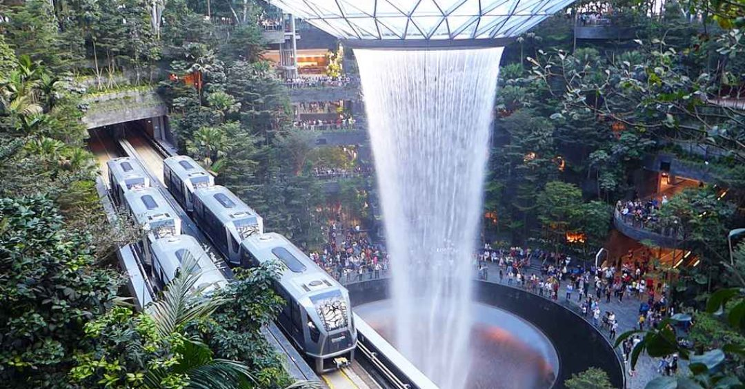 SINGAPORE: Jewel Changi Airport the Best in the world
