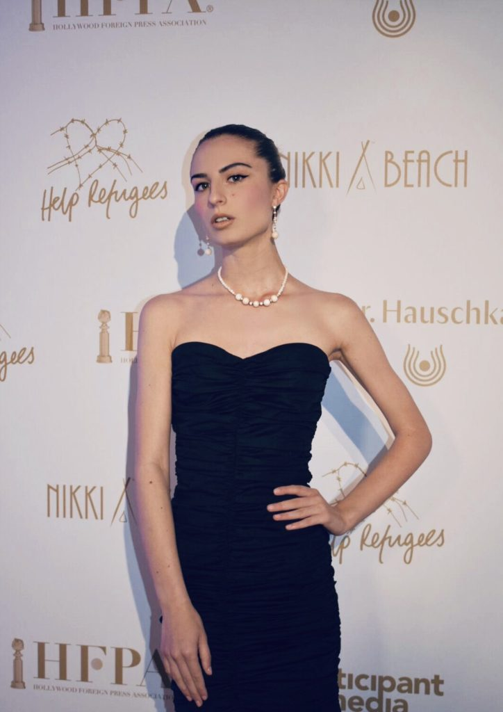 Nicole Macchi Hollywood Party Cannes