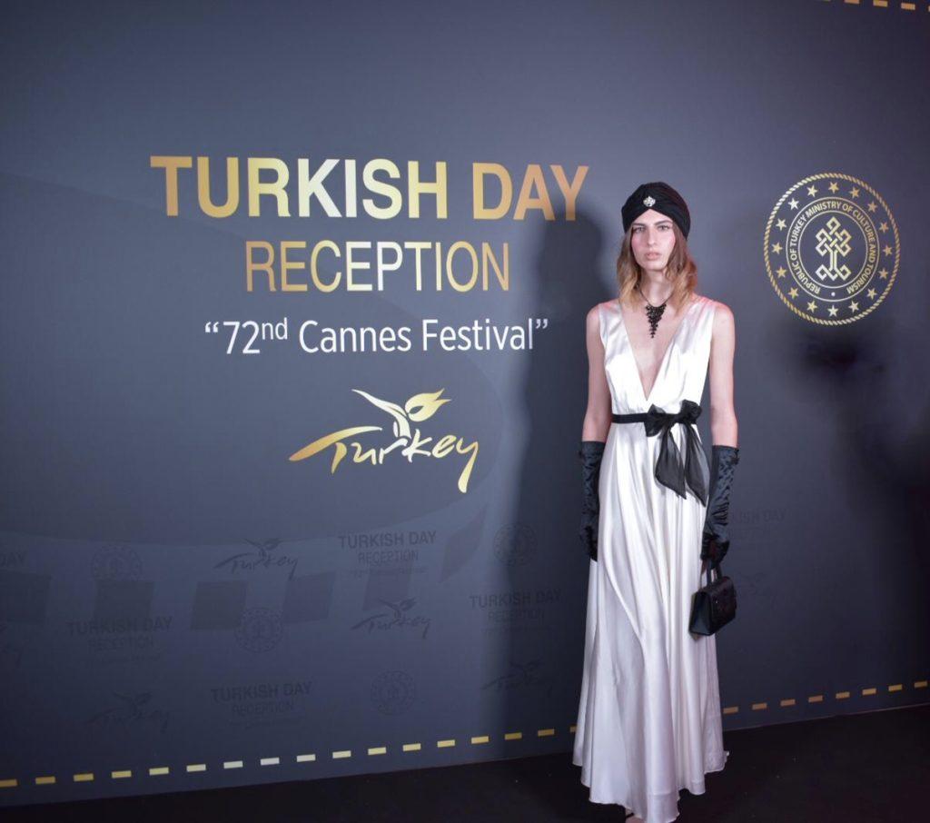 Nicole Macchi Cannes 2019
