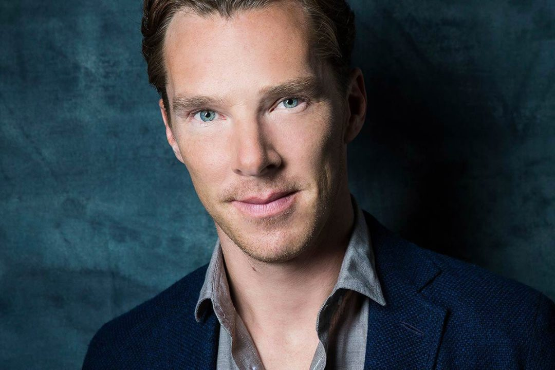 Benedict Cumberbatch Beyond the Magazine
