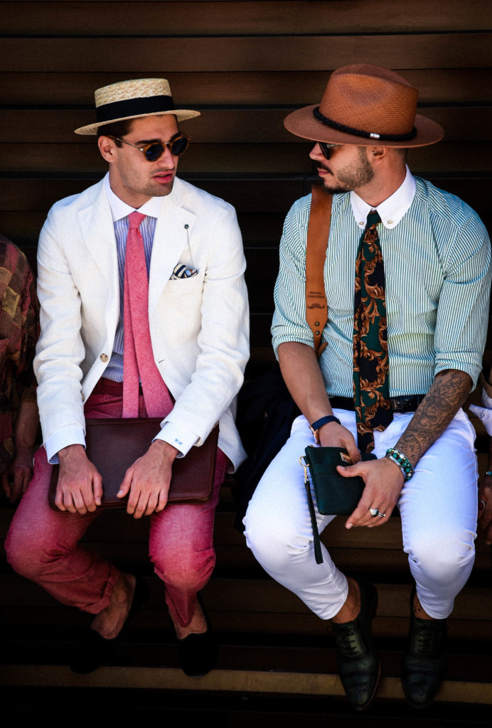 Beyond the Magazine Pitti Uomo