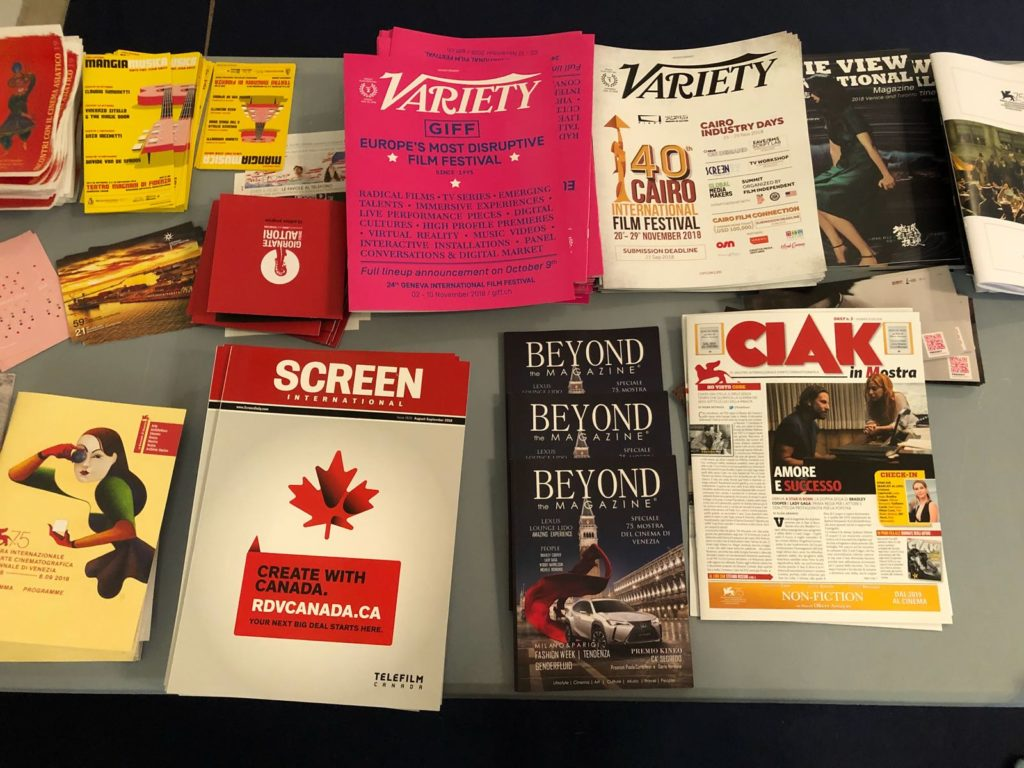 Beyond the Magazine Festival Cinema Venezia