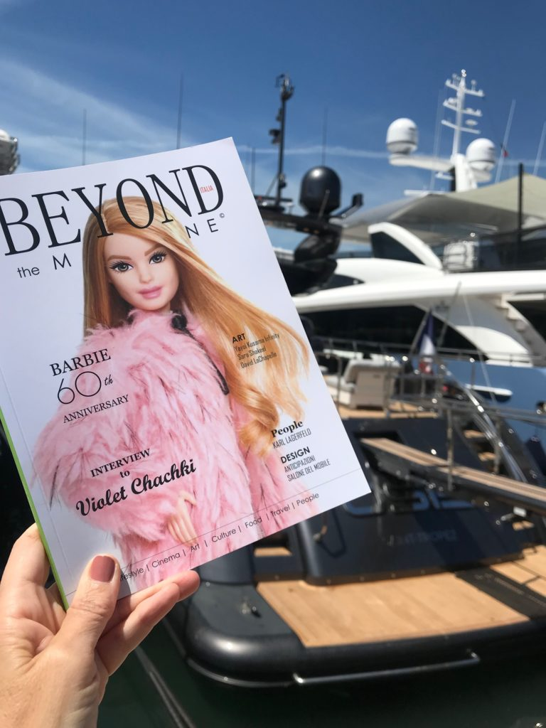 Beyond the Magazine Yacht Club