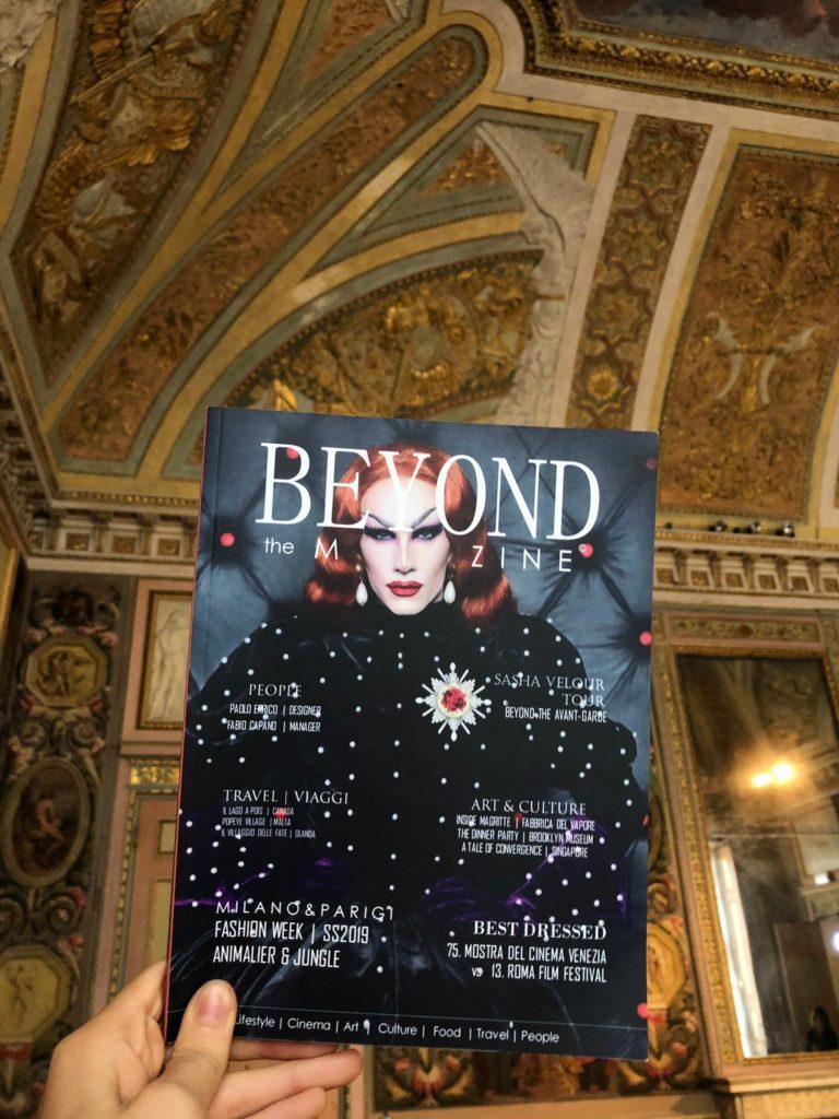 Palazzo Reale Beyond the Magazine