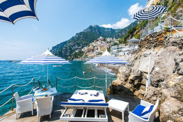 beyond the magazine positano