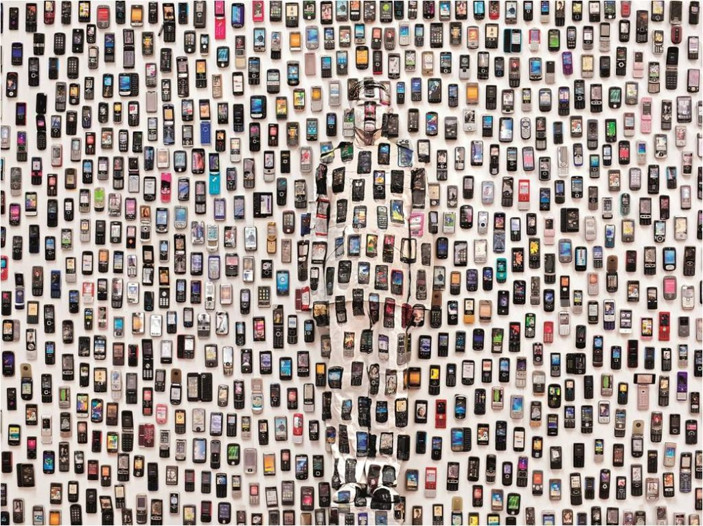 liu bolin beyond the magazine