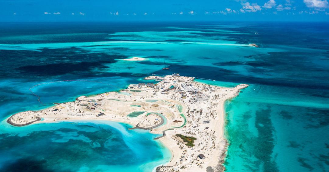Ocean Cay l'isola privata di MSC Crociere