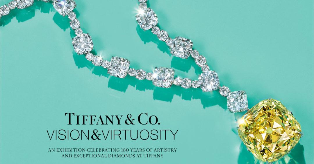 Tiffany compie 180 anni e li festeggia a Shanghai