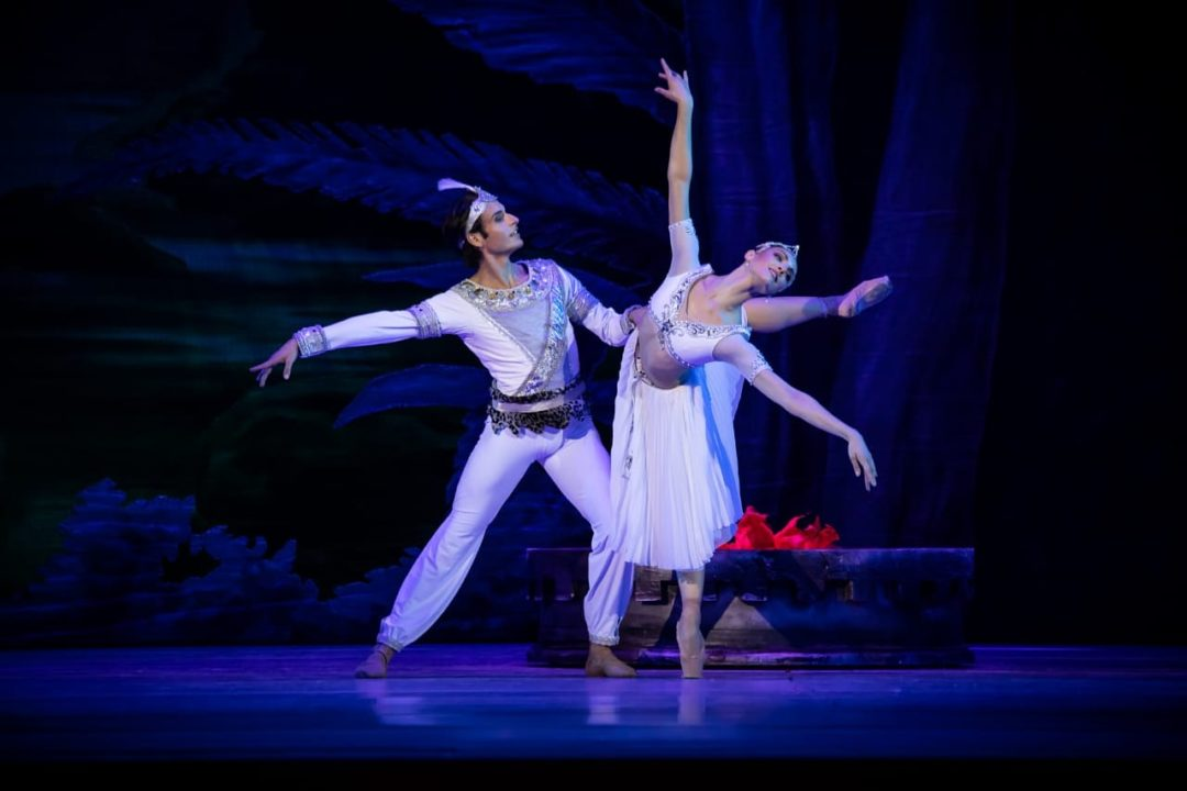 la bayadere mosca beyond the magazine
