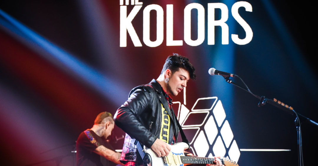 The Kolors ospiti di Mara Venier a Domenica In