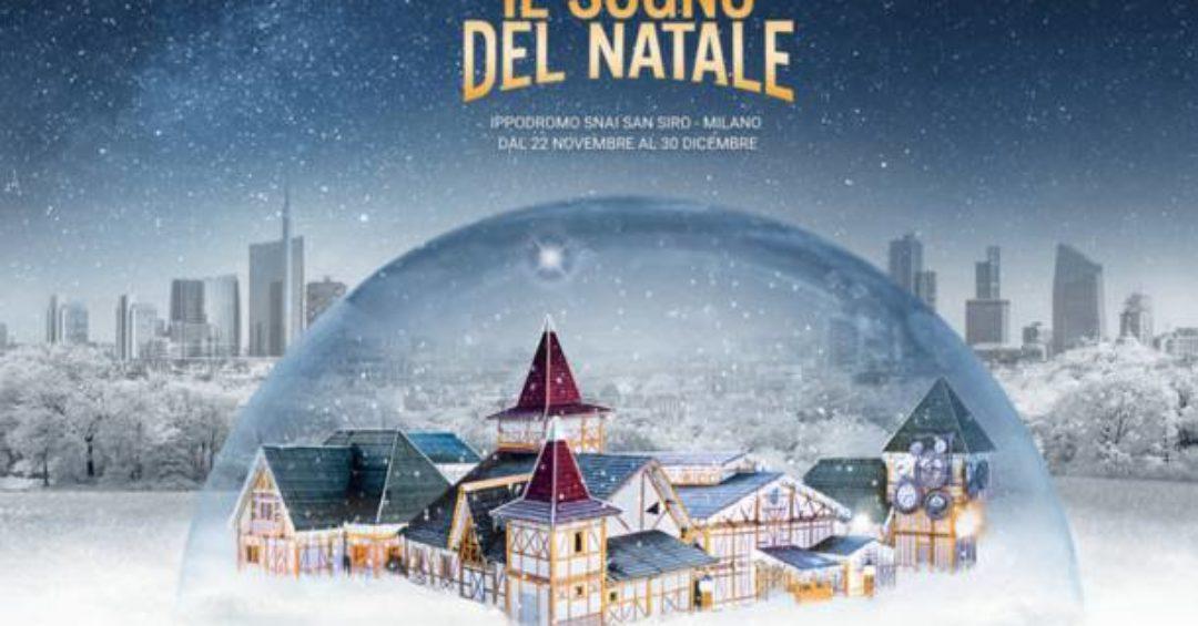 Milano: arriva il Sogno di Natale