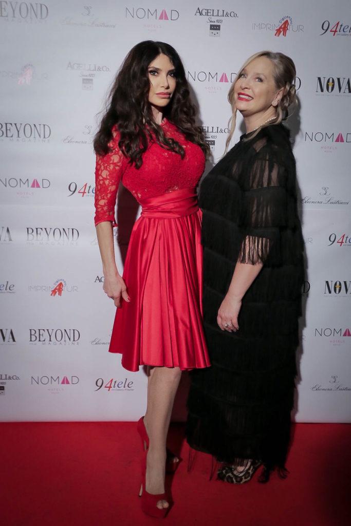 Carmen Di Pietro ed Eleonora Lastrucci Beyond the Magazine