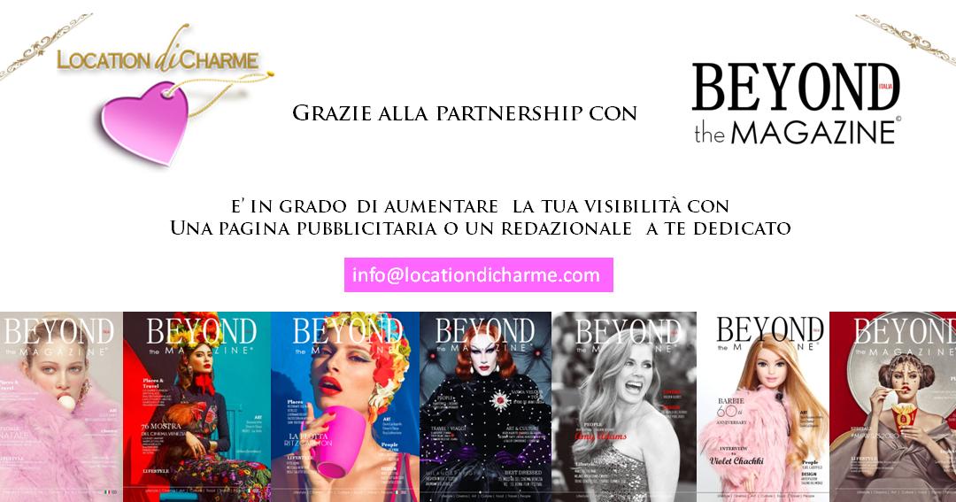 beyond the magazine location di charme