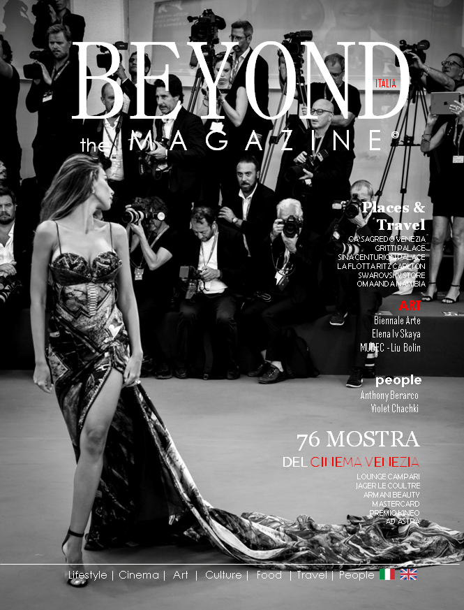 beyond the magazine federica pierpaoli justine d'angelo