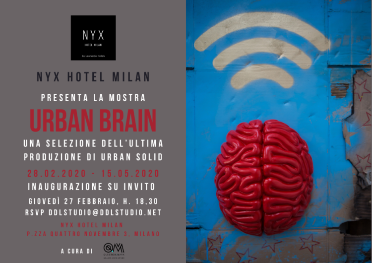 nyx hotel urban brain urban solid mostra