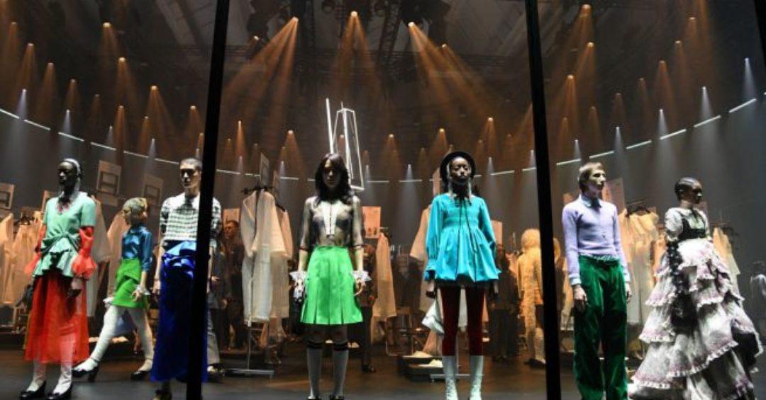 Gucci: lo show nello show alla MFW 20/21