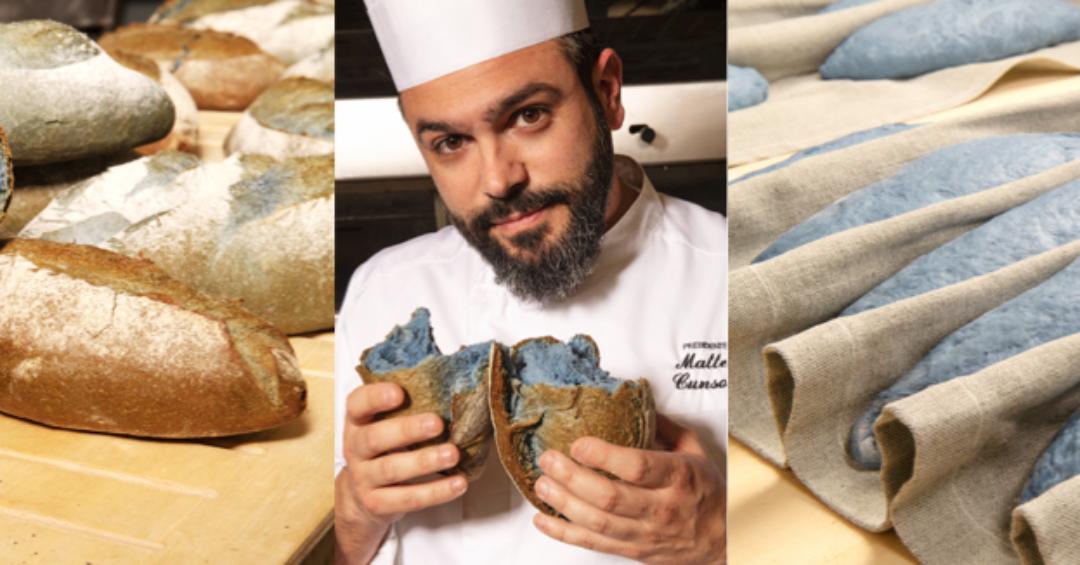 Il pane diventa fashion con Matteo Cunsolo