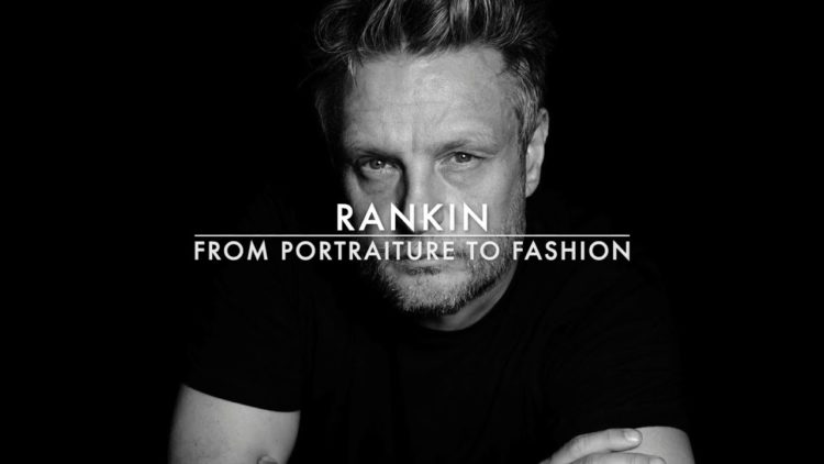rankin from portrait to fashion