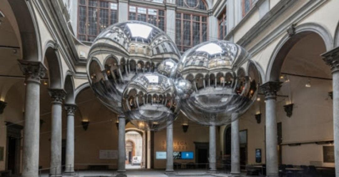 Il mondo dell'arte contemporanea sostiene Palazzo Strozzi e Firenze