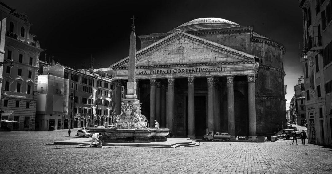 """""""Il respiro di Roma"""" negli scatti inediti di Federica Pierpaoli"""