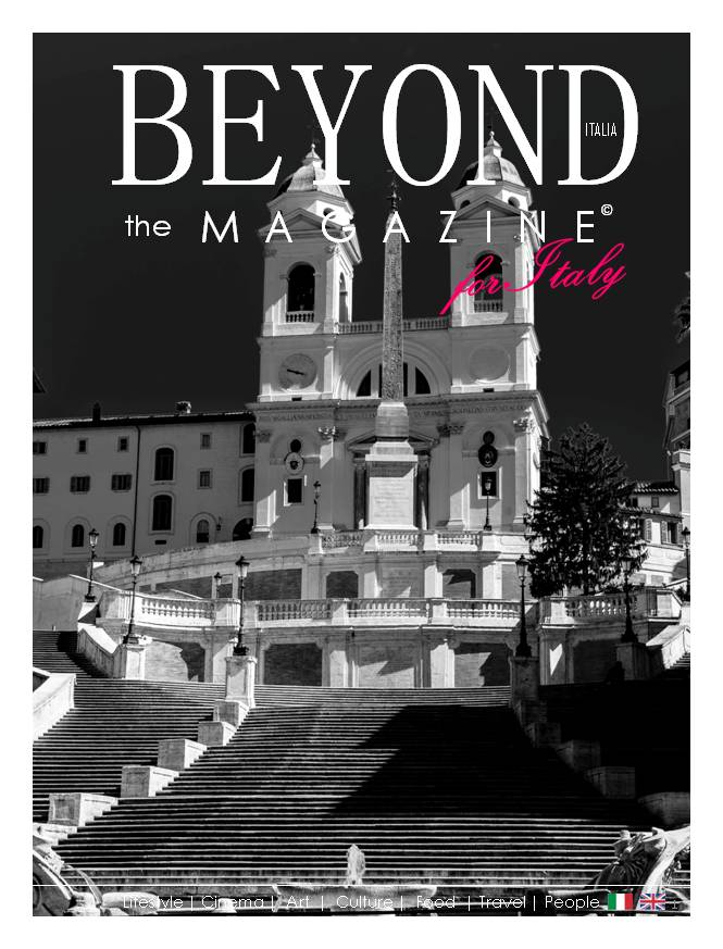 beyond the magazine importante rivista italiana