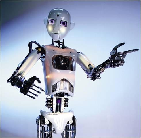 robot beyond the magazine
