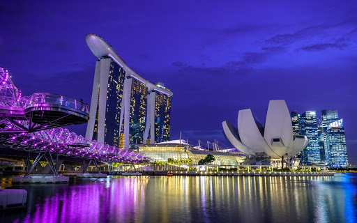 marina bay beyond the magazine