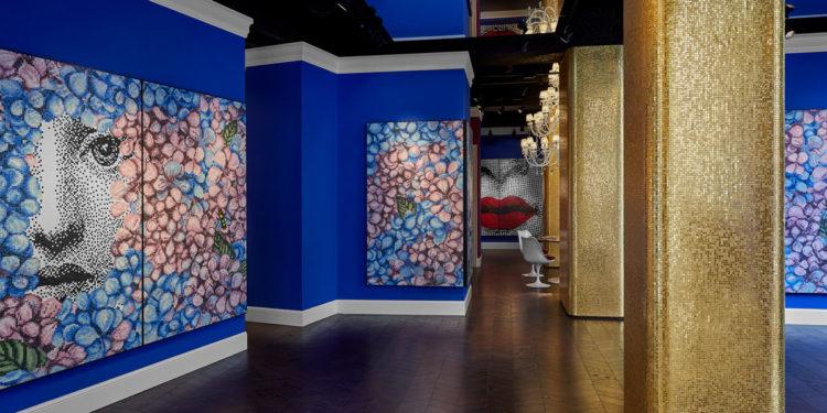 Bisazza La collezione in mosaico nata dalla collaborazione con Fornasetti