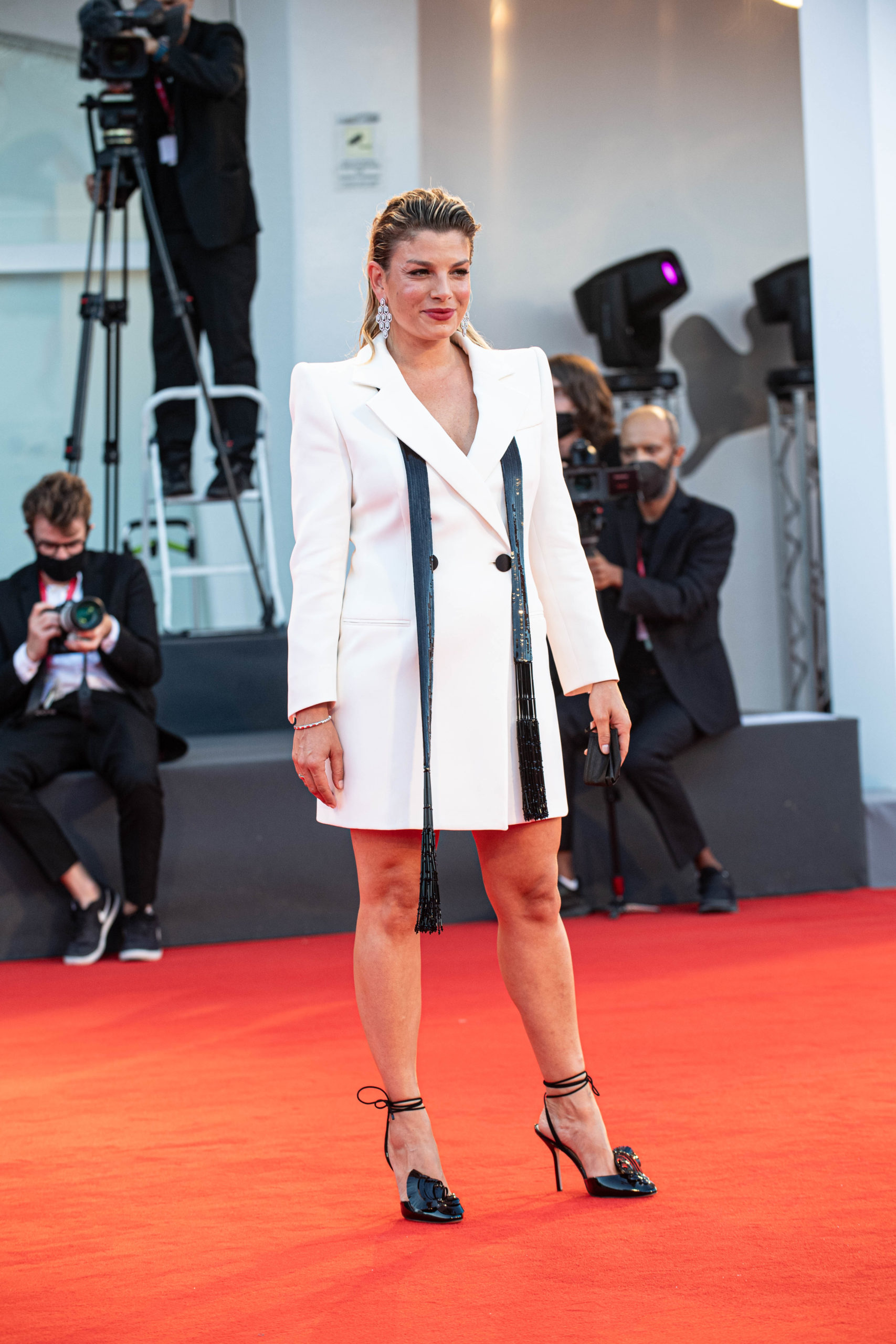 Emma Marrone Red Carpet Venezia 77 Beyond the Magazine