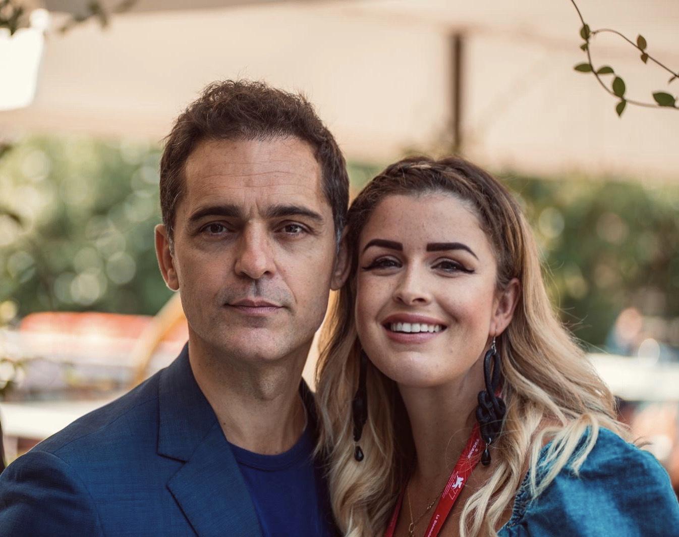 Pedro Alonso e Federica Pierpaoli di Beyond the Magazine