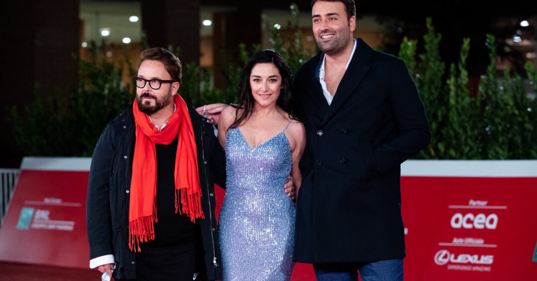 Mostra del Cinema di Roma: l'italiana maison Vivien Luxury brilla sul red carpet