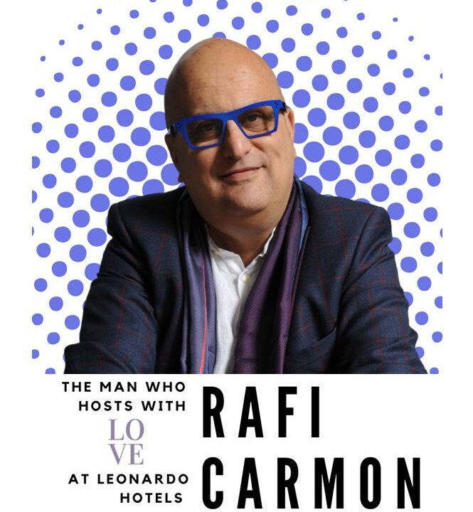 rafi-carmon-leonardo-hotels-cluster-manager-beyond-the-magazine