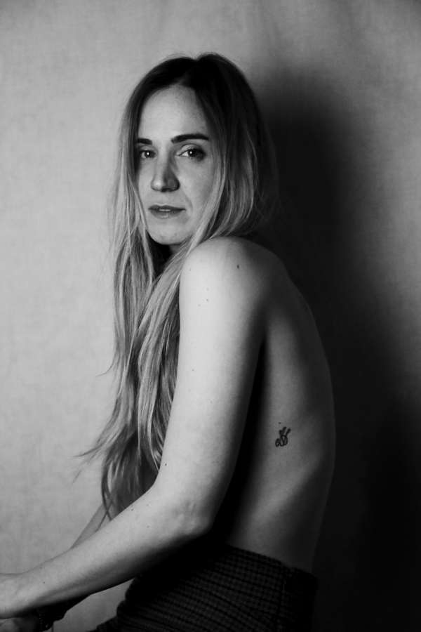 mostra fotografica charlotte veronique rivista genderless beyond the magazine