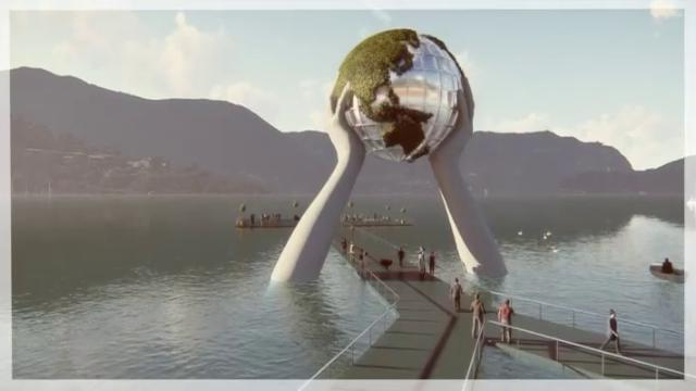 lorenzo-quinn-mani-giganti-lago-iseo-beyond-the-magazine