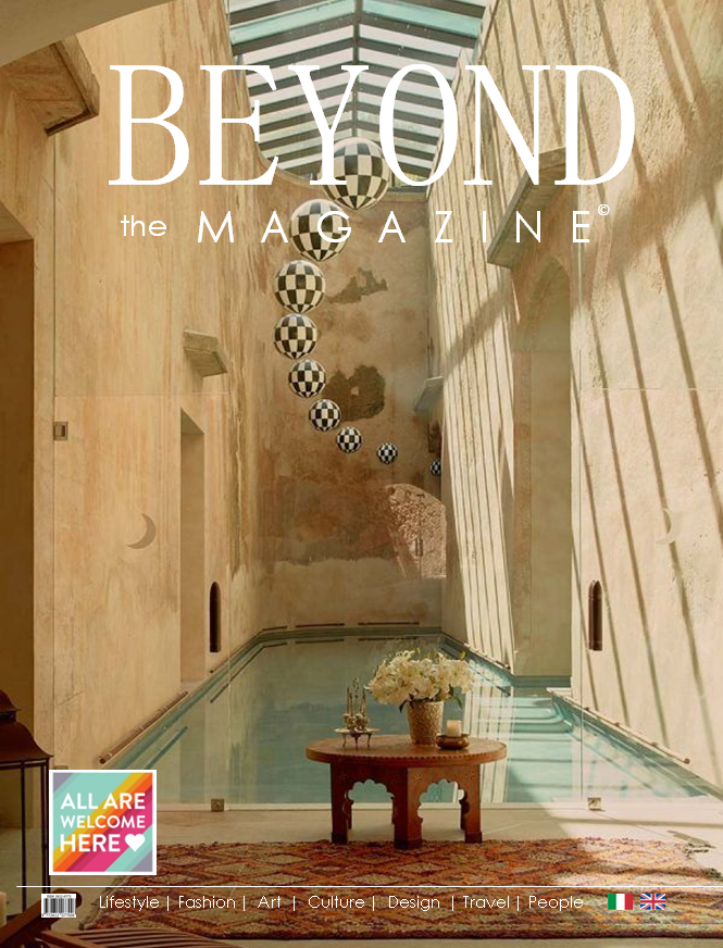 Beyoond the Magazine Travels and Locations March