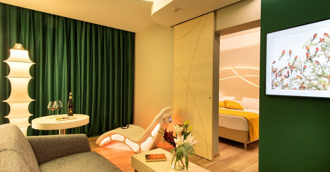 Studio Stefano Pediconi: Colore & Hotellerie