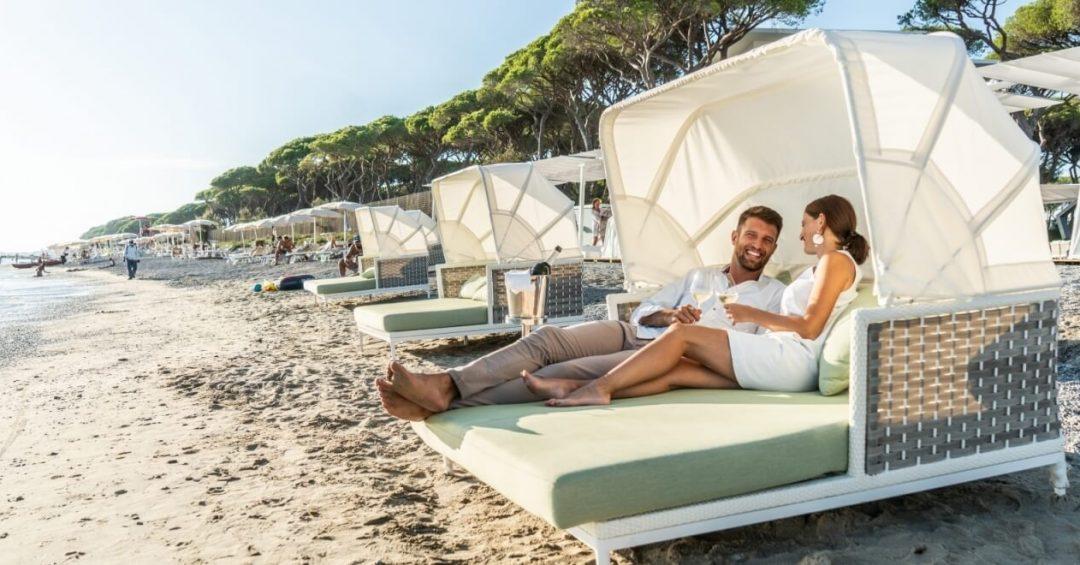 The Sense Experience Resort in Tuscany