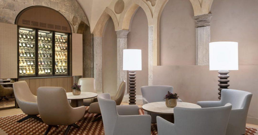 Al Four Seasons Hotel Milano l'inedita pizza contemporanea