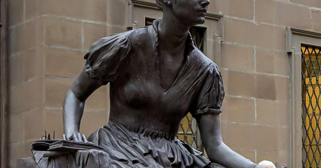 Cristina Trivulzio Belgiojoso: la prima donna ad avere una statua a Milano