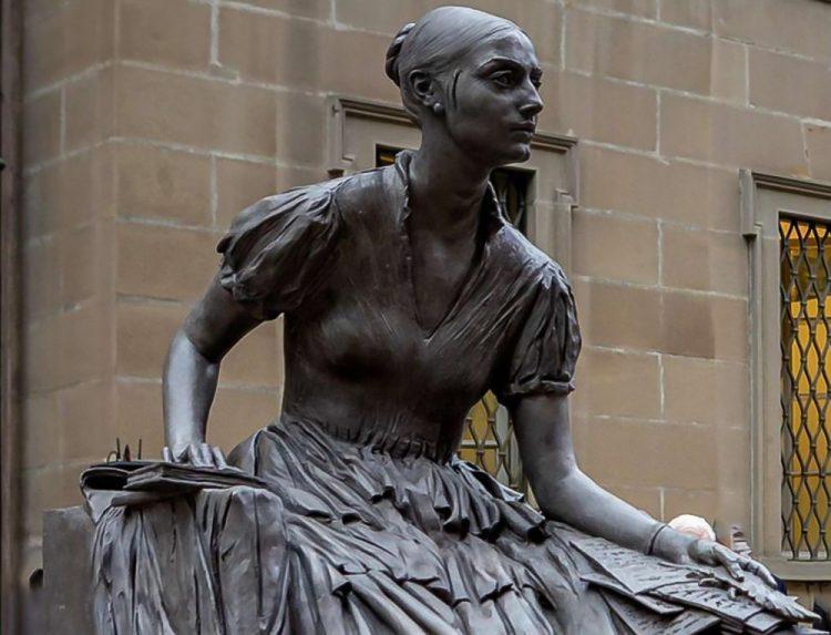 cristina trivulzio statua donna milano beyond the magazine