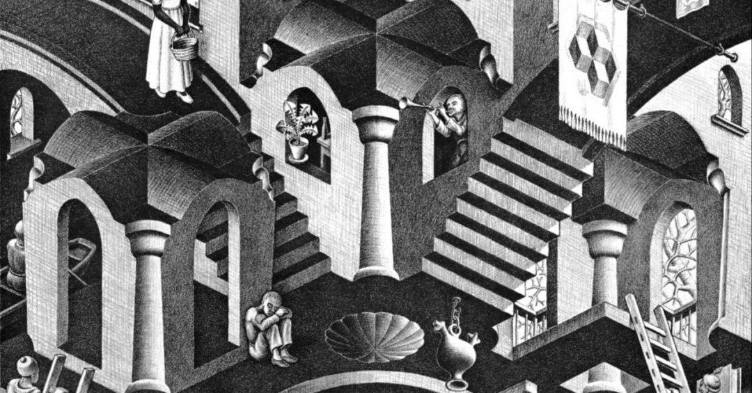 Il mondo magico di Escher