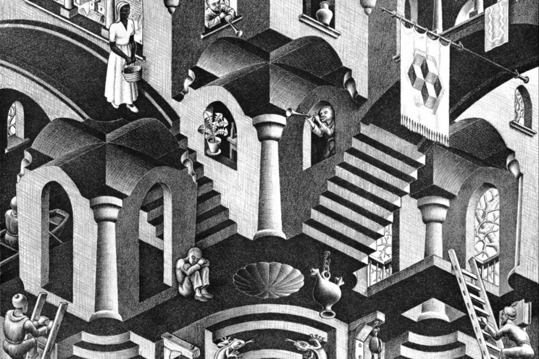 Escher-Beyond-the-Magazine